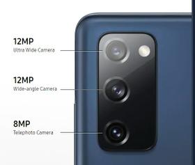 The pro-grade, triple lens camera
