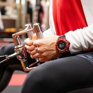 ساعة كاسيو جي شوك كاجوال-للرجال حجم 58 ملم