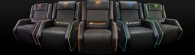 المقعد المثالي للاعبين المحترفين