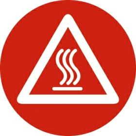 Heat Indicator – Avoid Getting Burned