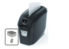 6-Sheet Capacity (70gsm)