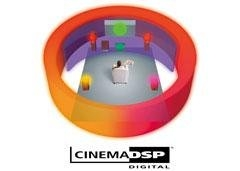 HD Audio with CINEMA DSP