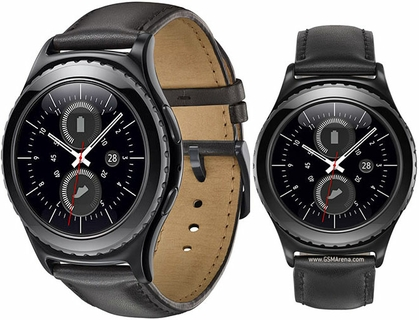 Samsung Gear S2 Classic Bluetooth Smart Watch - (R732 ...