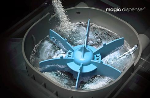 Dissolves Detergent For Optimal Washing