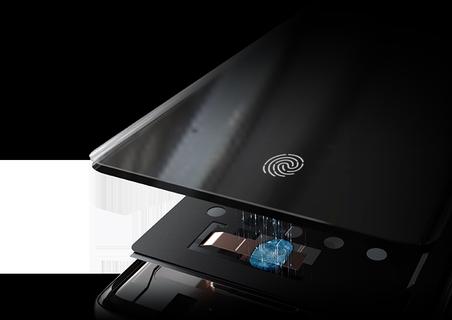 Galaxy S10 Fingerprint Scanner