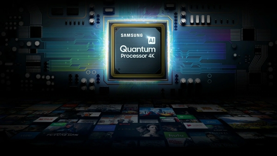 Quantum Processor 4K: Performance Powered By Intelligence