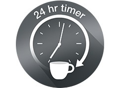 Programmable 24-hour timer