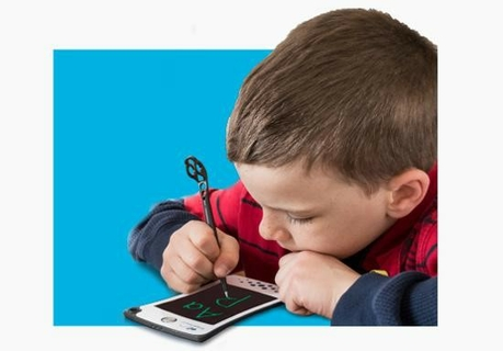 Make lists, brainstorm, doodle, or play with the world's #1 electronic writing tablet!