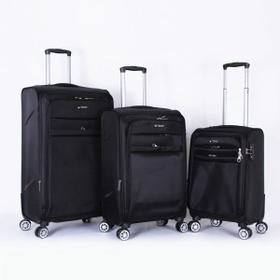 ينبغي عليك تفضيل الحقائب المرنة أثناء السفر