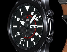 The only smartwatch with precision rotating bezel for app navigation