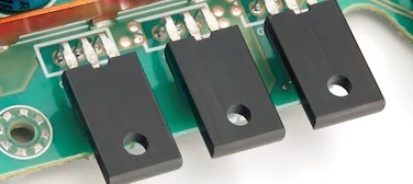 MOS FET Transistor For Efficient Power Delivery