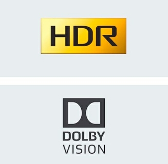 HDR10. Dolby Vision