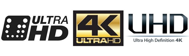 UHD 4K Video Recording in XAVC S Format