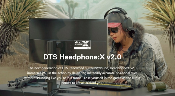 DTS Headphone:X v2.0