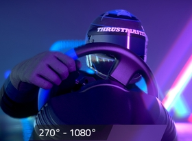 نظام إستجابة ردود الفعل بقوة 1080 درجة تتميز بتقنية Immersion TouchSense