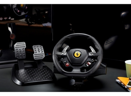 2-pedal pedal set included