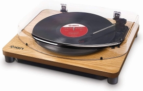 Vinyl can't gather dust
