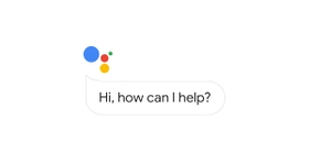 Hands–free help with your voice, powered by the Google Assistant