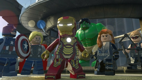 Experience The Blockbuster Action From The Avengers Films
