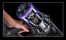 Powered by a Dyson Hyperdymium™ motor