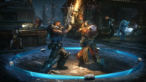 Gears 5 Versus And Horde Mode