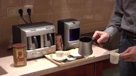 أكواب القهوة اللذيذة