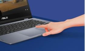 One-touch access via the fingerprint sensor