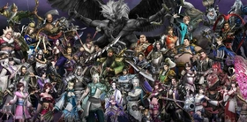 170 Playable Characters