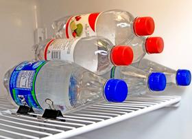A Modern Electric Refrigerator
