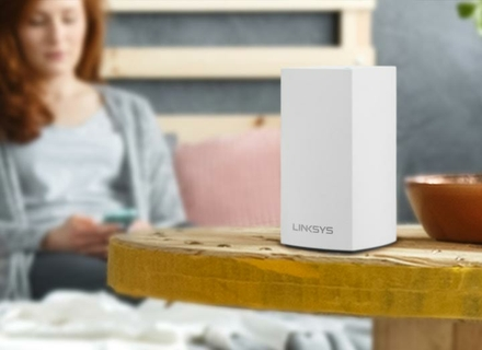 Experience Flawless, Full-Strength Mesh WiFi with Velop