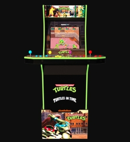 ncludes Teenage Mutant Ninja Turtles™ and Turtles In Time
