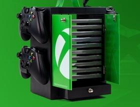يحمل ما يصل إلى 10 ألعاب وأفلام Xbox