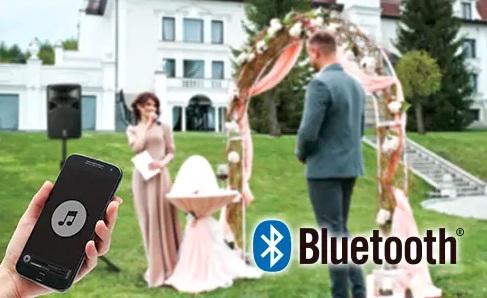Bluetooth Wireless Audio Streaming