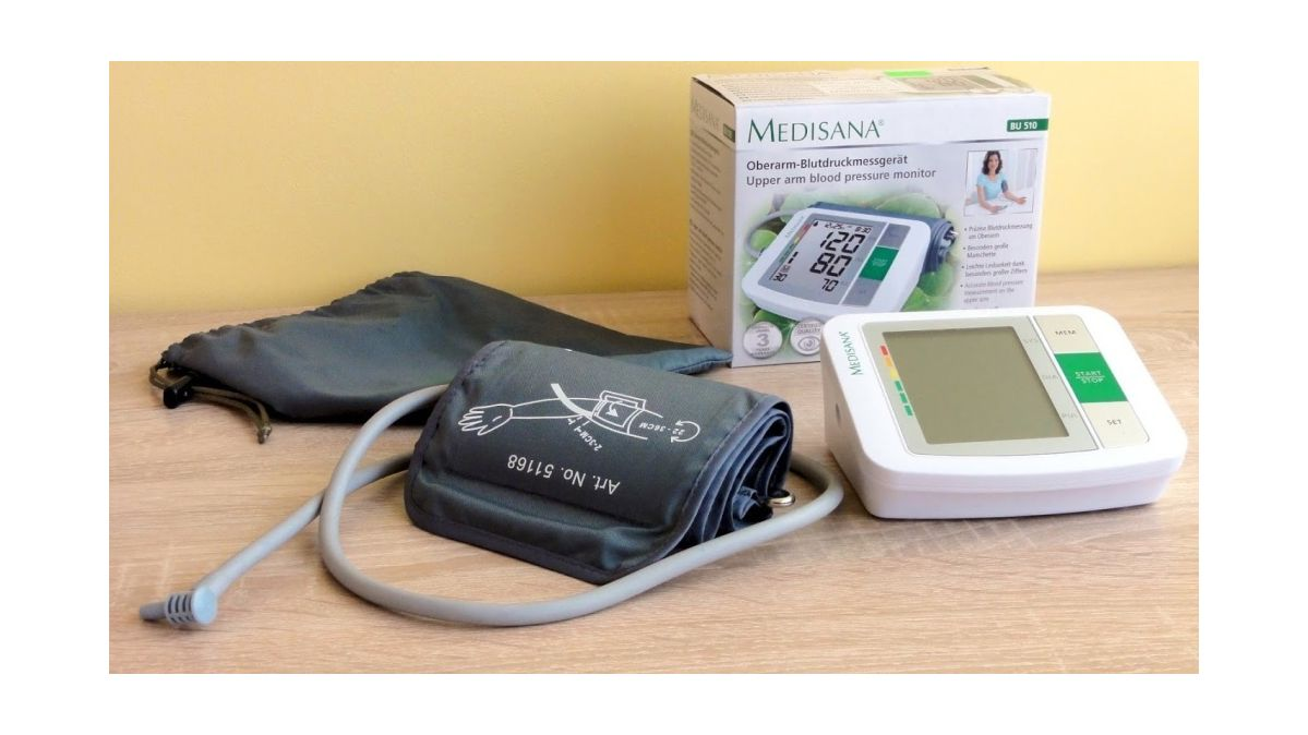 Monitor Your Blood Pressure Wherever You Are