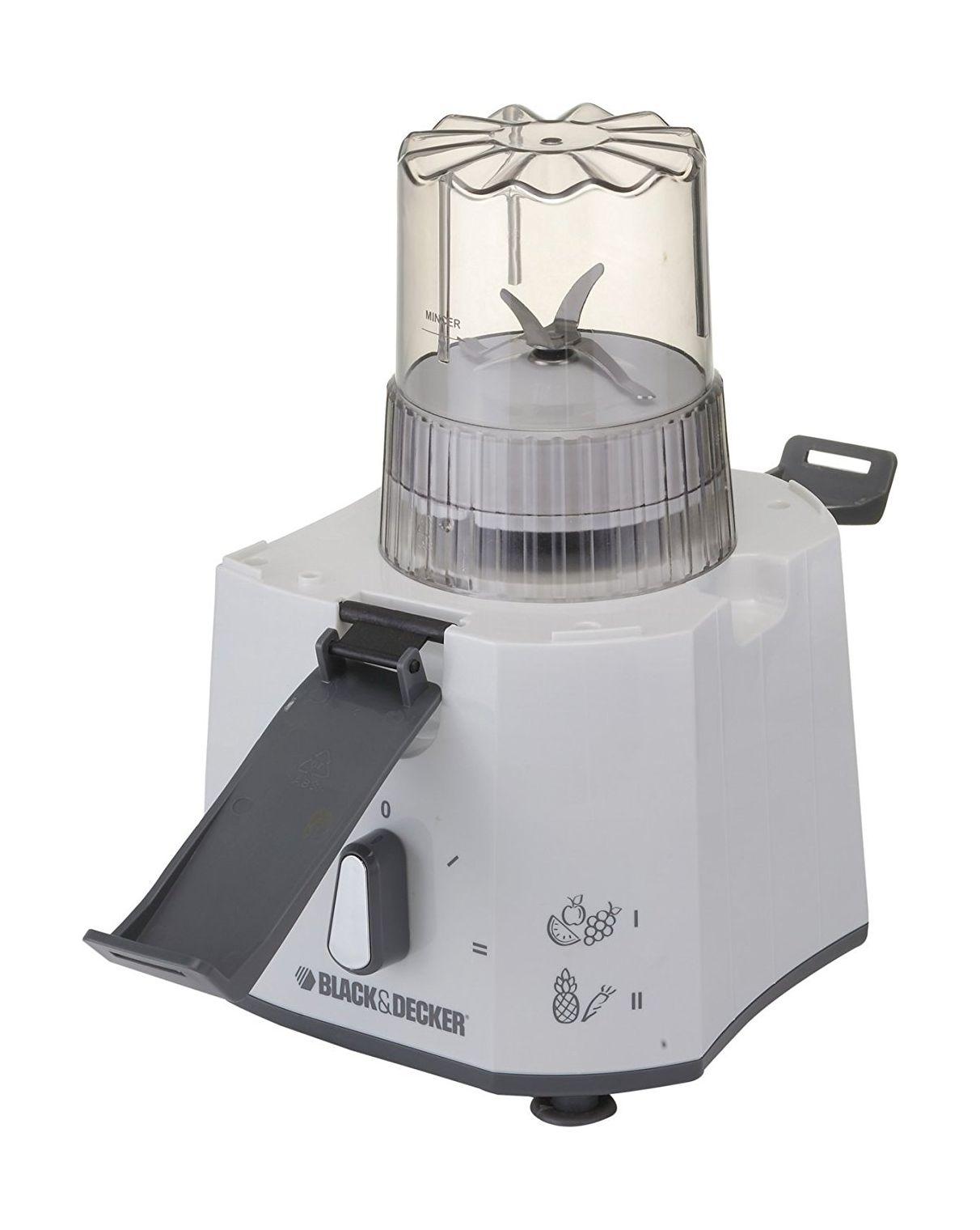 942f6b7093a Black   Decker JBGM600-B Juicer Blender Grinder   Mincer