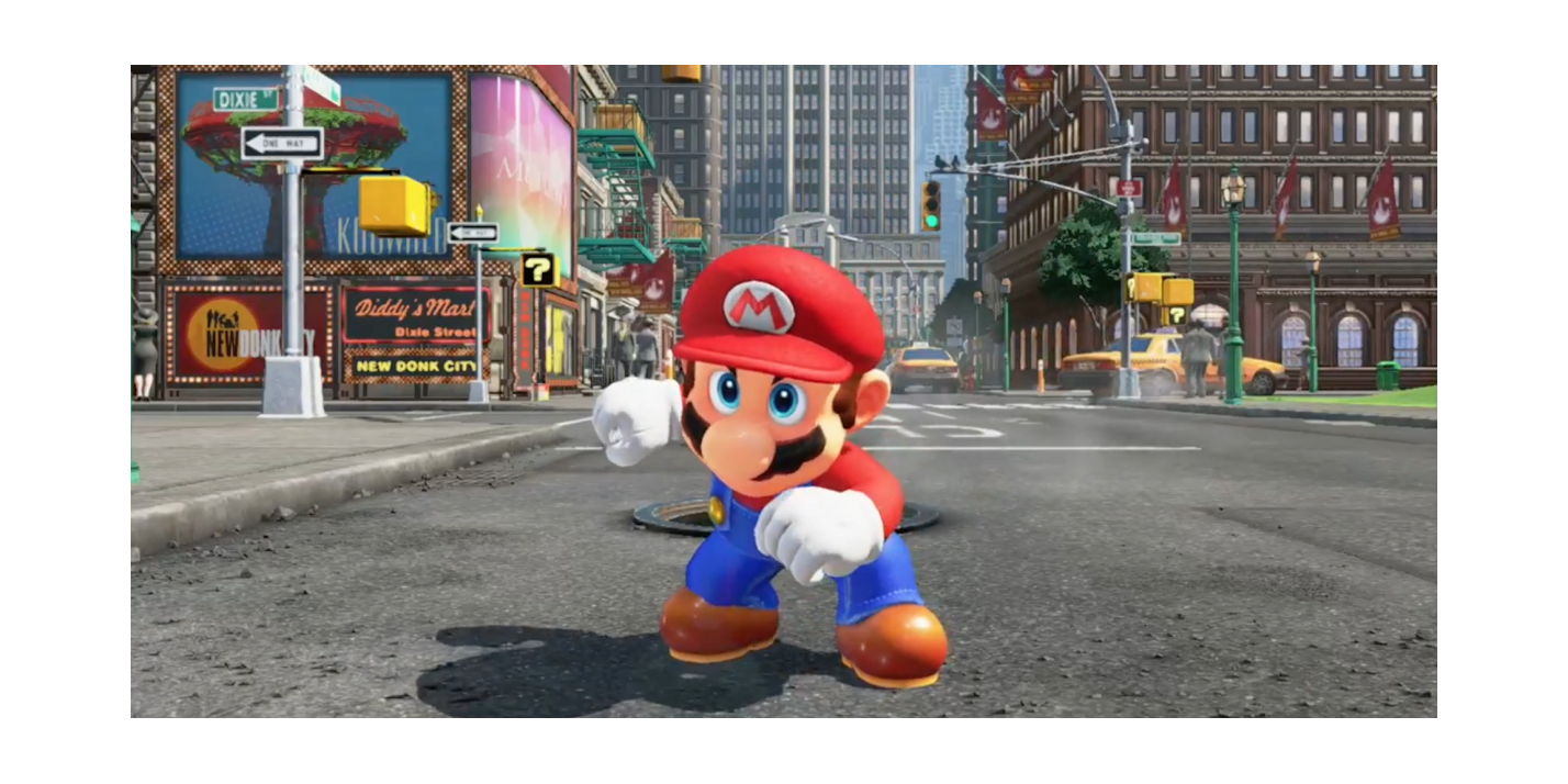 NINTENDO Super Mario Odyssey Game for Nintendo Switch | Xcite Kuwait