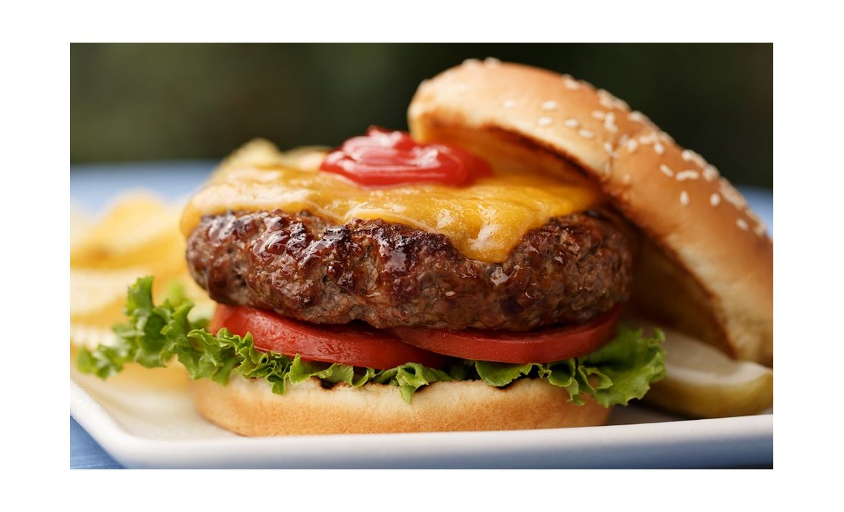 Enjoy Grilled Burgers at Home