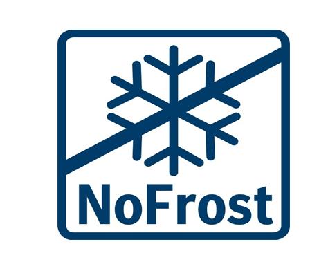 No frost means zero maintenance