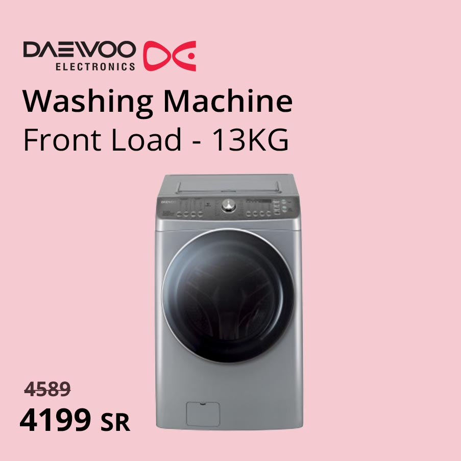 Perfect Clothes KW EN - daewoo washer