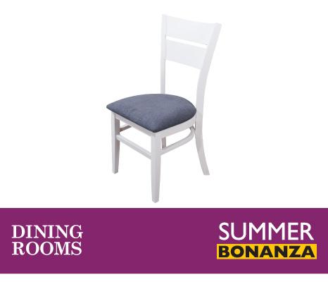 Summer Bonanza Dining Rooms