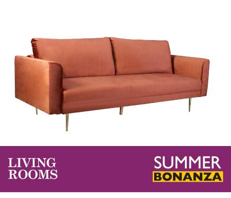 Summer Bonanza Living Rooms