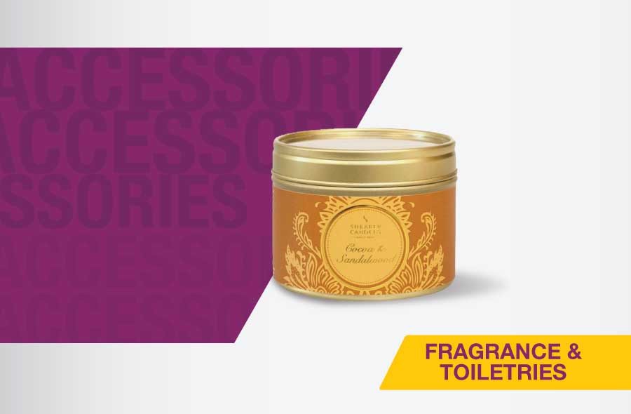 Fragrance and toiletries