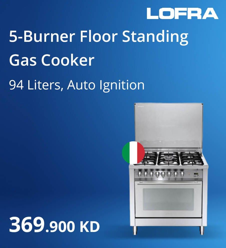xcite - Cooker LOFRA