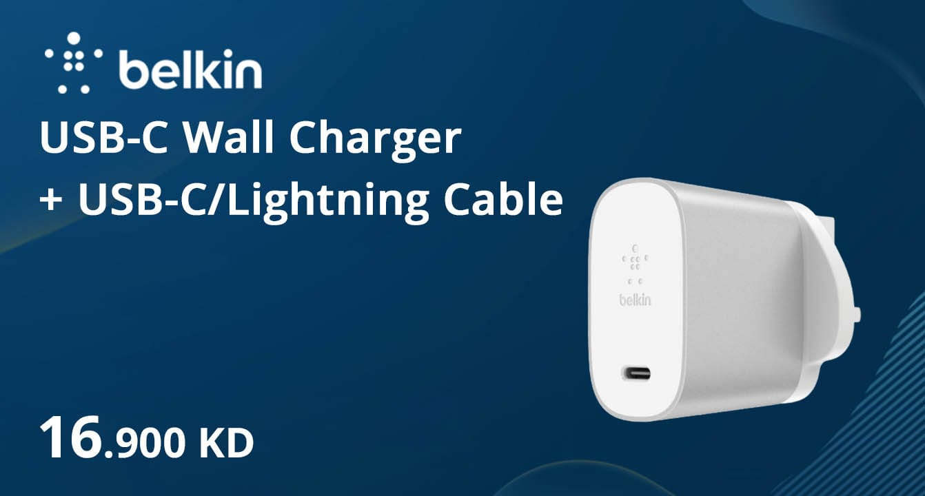 xcite - Stay Connected-belkincharge@15.9