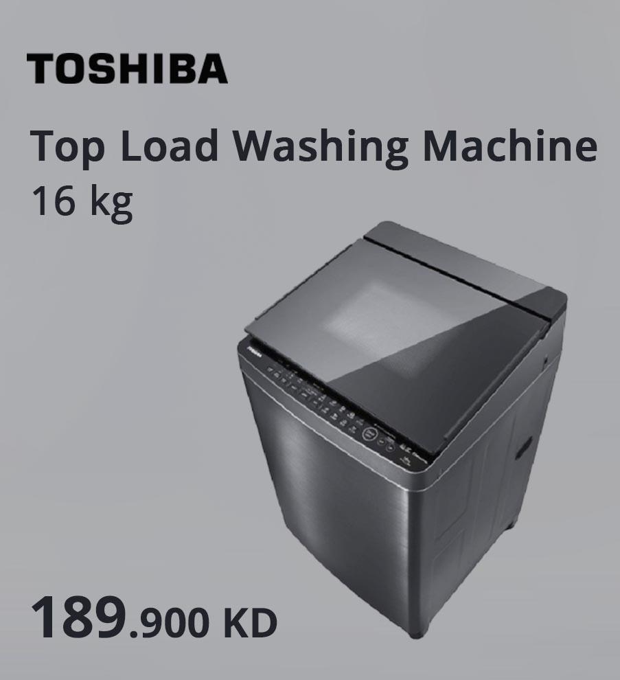 Perfect Clothes KW EN - toshiba top load@189.9