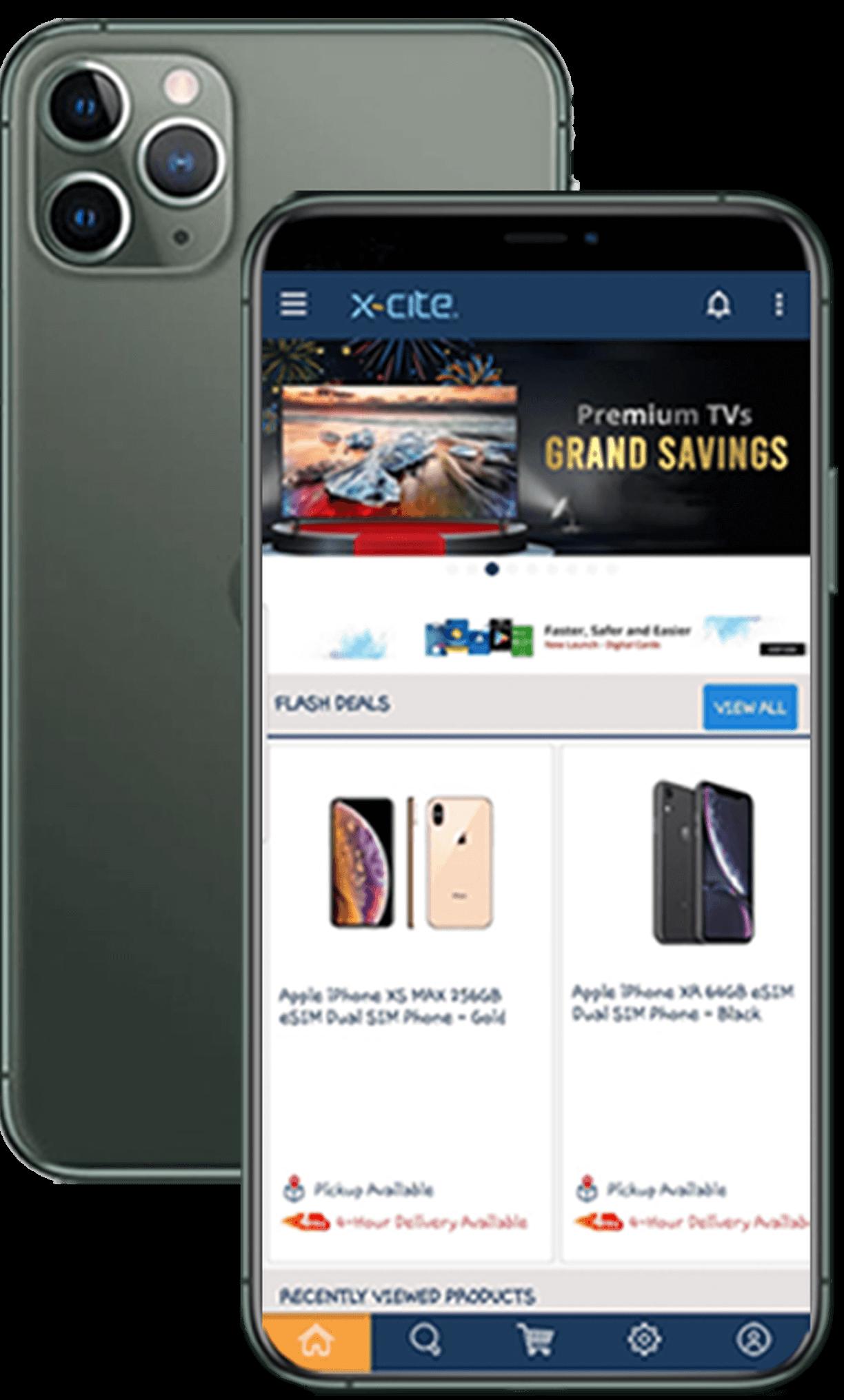 Xcite App Contest
