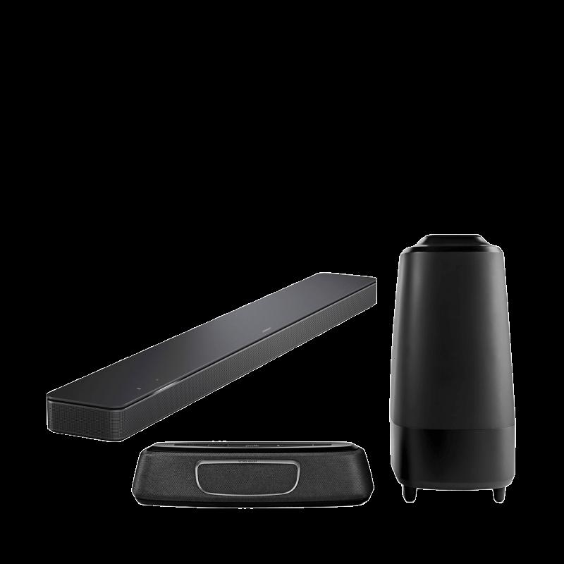 xcite - Sound bar dev image
