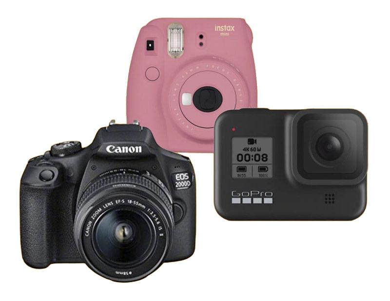 xcite - Cameras