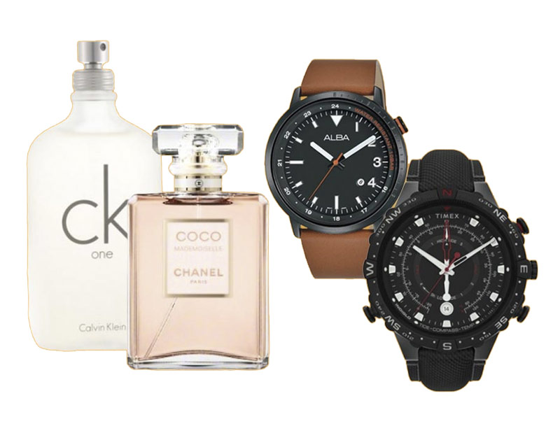 xcite - perfumes & Watches