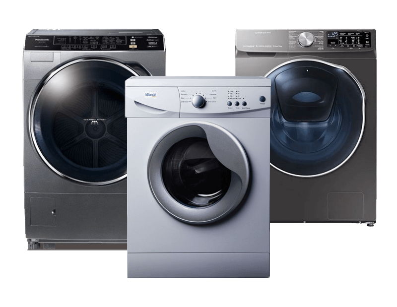 Perfect Clothes EN - Washers Dryers